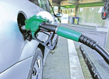 Subió el gas y gasolina