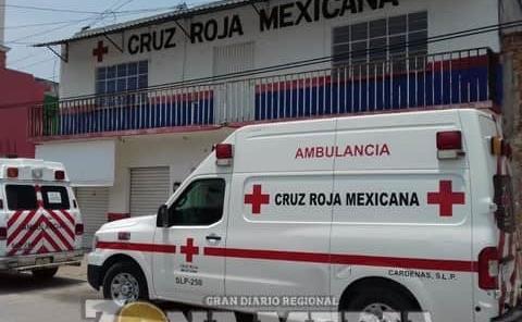 Poco apoyo a la Cruz Roja
