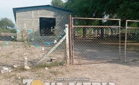 Avanza proyecto de capilla en El Bellado