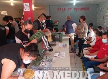 Triunfó PAN-PRD en el reconteo de votos