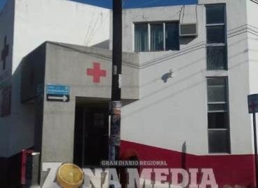 Sigue colecta de la Cruz Roja