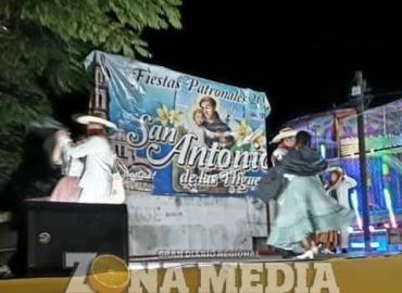 Teatro del pueblo en barrio de San Antonio