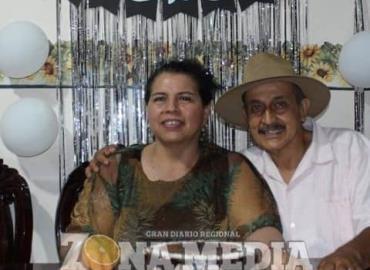 Feliz aniversario 30 Margarita y José