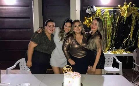 Cena-baile para Yahayra Martínez
