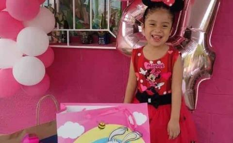 Fiesta de Minnie Mouse para Sayira Hernández