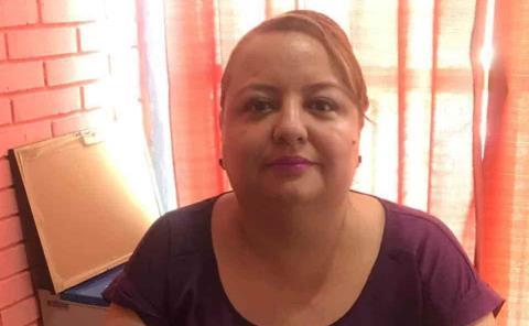 Nancy Enríquez nueva secretaria