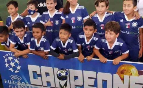 Vallense Soccer Club campeón en Rioverde