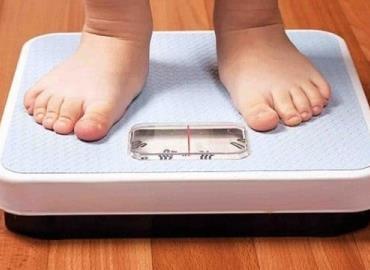 6 de cada 10 niños sufren sobrepeso