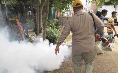 Alerta SSA por dengue