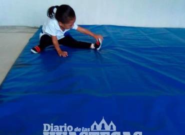 Menores, futuro de las artes marciales
