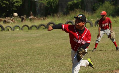 Renacerá Liga de Beisbol Infantil y Juvenil