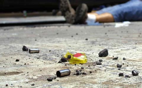 Alta violencia  en Cd. Valles