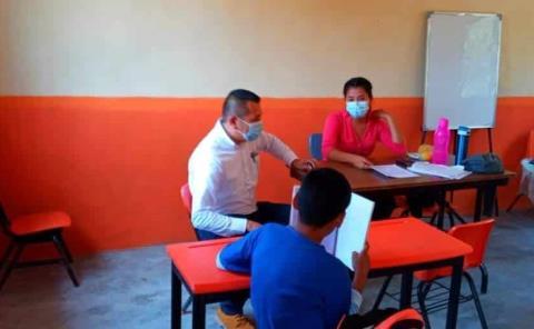 Conafe recluta a jóvenes asesores