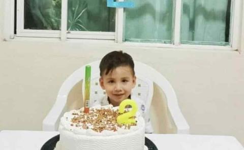 Tarde de piñata para Alexander Mateo Reyes