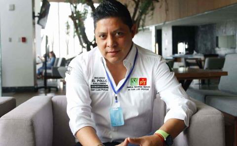 Respalda rector de la UASLP a Ricardo Gallardo; habrá apoyos