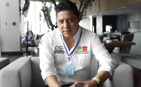 Rector de UASLP en apoyo a R. Gallardo