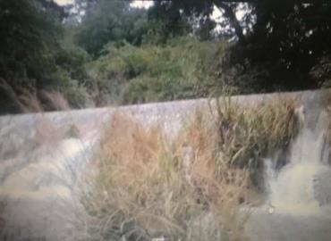 Paraje de Atlapa ya luce tras lluvias