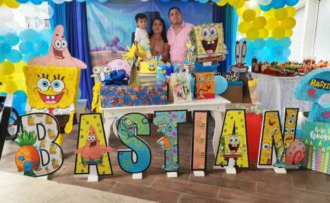 3er aniversario de Bastian Mar Ortega