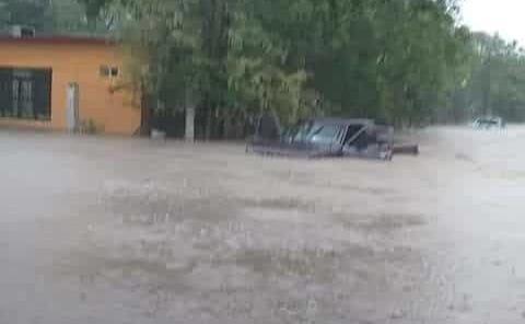 ¡Colonias inundadas!