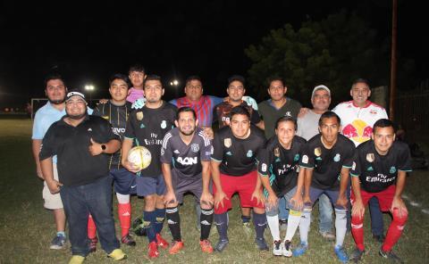Hay 16 equipos en Torneo Intermercados