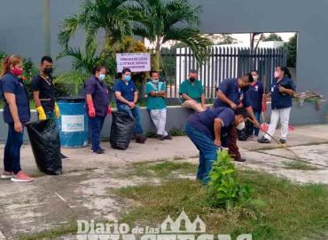 Ponen en marcha Jornada de Lucha contra el Dengue