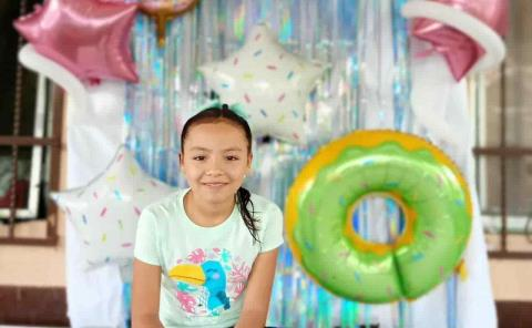 Cumpleaños 9 de Samantha Ibarra