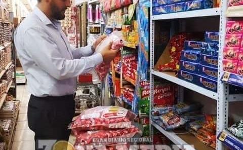 Productos caducados venden en tiendas