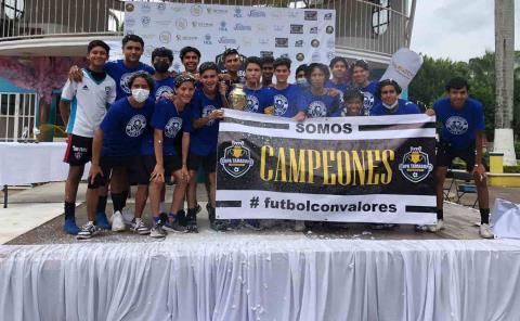 Club FAI conquista la Copa Tamasopo