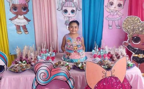 Tarde de fiesta de Karla Karely Cano