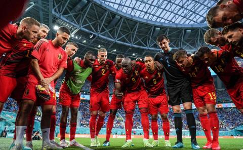 Italia vs. Bélgica acapara reflectores