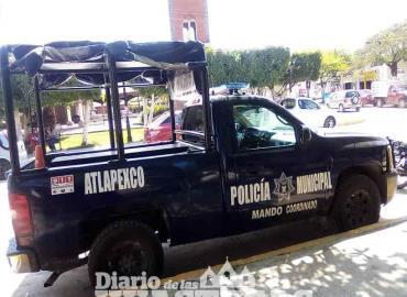 Policía continúan con rondines de vigilancia