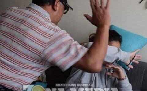 Violencia familiar en 7,400 víctimas