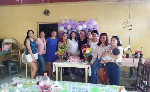 Cumpleaños de Leidy Sánchez