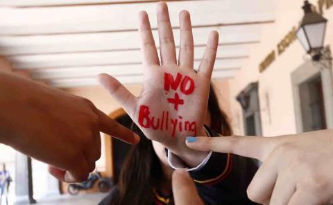 Urge frenar el 'bullying'