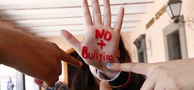 Urge frenar el bullying