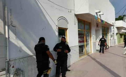 Ingresan ladrones en  oficinas de Bienestar