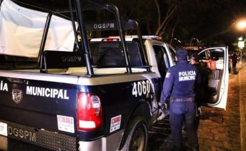 Es inoperante la policía capitalina