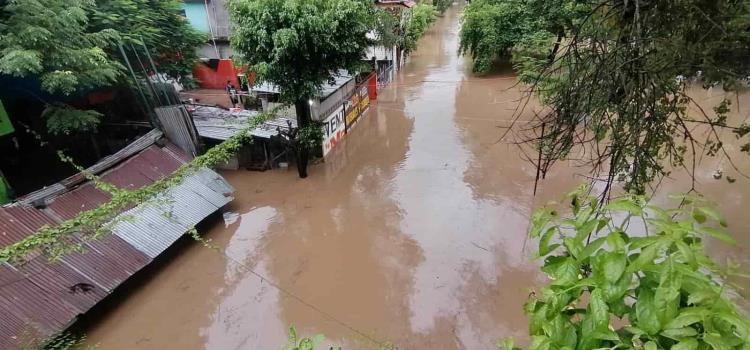 Alerta por inundaciones