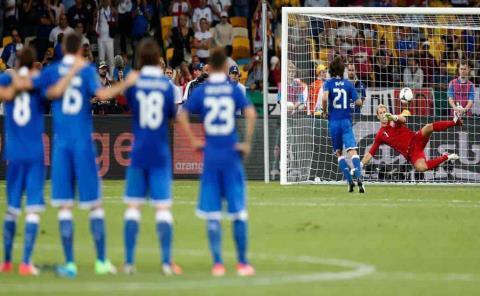 Italia vs. Inglaterra