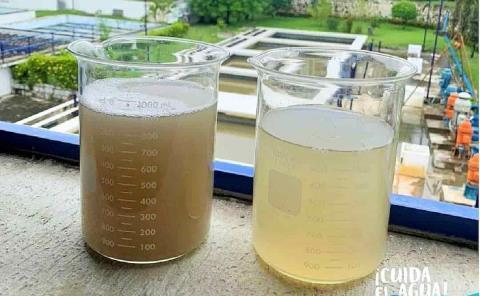"""Más """"cloración"""" al agua potable"""