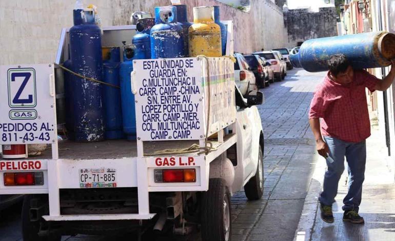 Volvió a aumentar  costo de gas LP