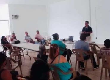 PC Municipal se reunió con presidentes de colonias