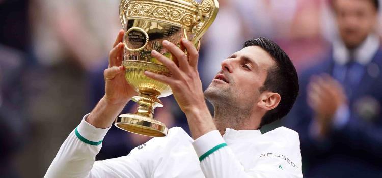 Djokovic entra en el olimpo del tenis