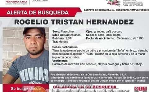 Crece lista de desaparecidos
