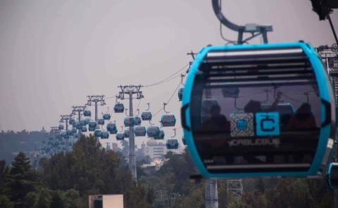 El cablebús llega a Ciudad de México
