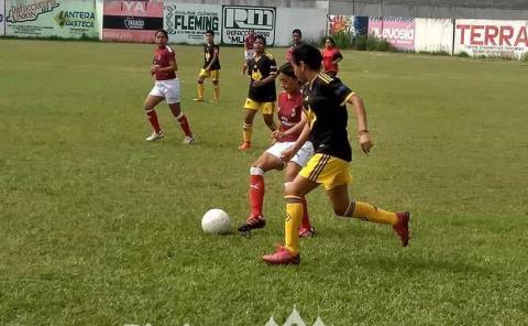 Leonas FC vencieron al Deportivo Tepetate