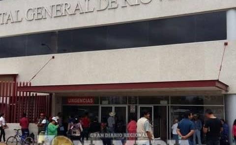 Campesino apuñalado está grave en hospital