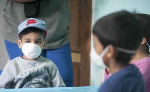 Virus ataca a los niños