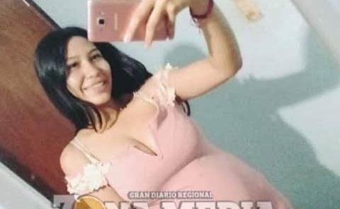Joven embarazada  está desaparecida