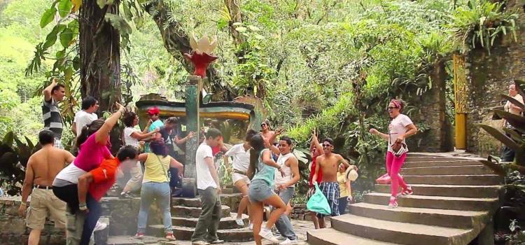 Respeten restricciones en parajes turísticos
